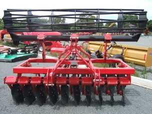 Minos Agri 20 plate multidisc hydraulic roller