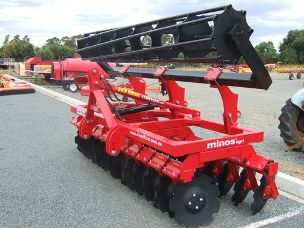 MultiDisc Harrow 24 disc