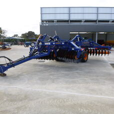 NEW GRIZZLY FIELDMASTER 32 PLATE CULTIVATOR