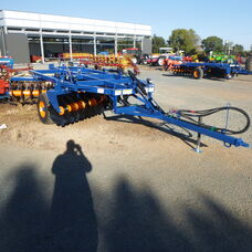 NEW GRIZZLY GTO28 DISC CULTIVATOR