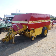 NEW HOLLAND D1000 SQUARE BALER