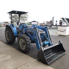 NEW LANDINI DISCOVERY 75 ROPS TRACTOR
