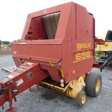 New Holland 658 Baler