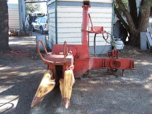 Pottinger Maize Chopper