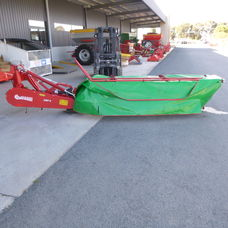 Rossi DMP8 Mower