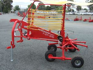 Rotary Windrower/Rake 9 arms