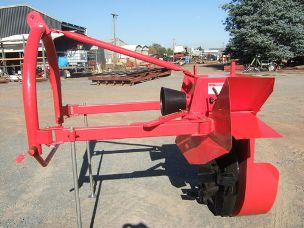 Rotary ditcher 3pl