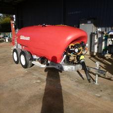 SH 3500L Supaflo airblast sprayer