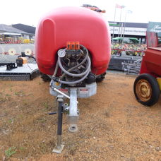 SH 4200L Supaflo airblast sprayer