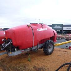 S/H 4200L Supaflo airblast sprayer
