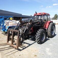 S/H Case MX5120 Cab tractor