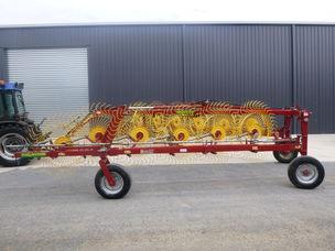 S/H Sitrex MK12 12 Wheel V/Rake