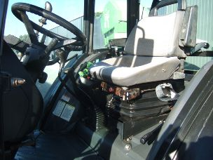 Same Dorado 85 Cab Tractor With Loader