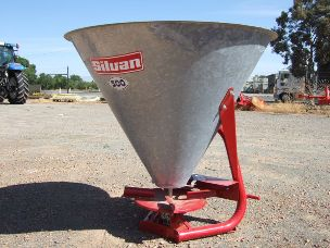 Silvan 500 Linkage Spreader