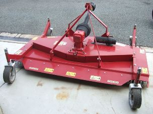 Sitrex 1.8m finishing mower