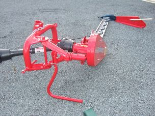 SITREX 2.1m sickle bar mower
