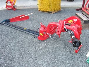Sitrex 21m sickle bar mower