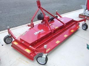 Sitrex 23mt finishing mower