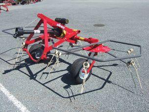 Sitrex 2 Rotor Tedder