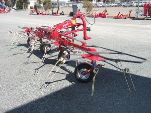 Sitrex 580H 4 rotor tedder