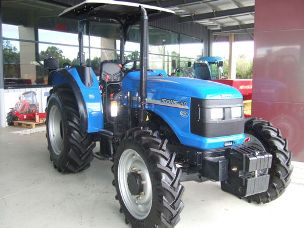 Solis 60 Tractor 4wd rops