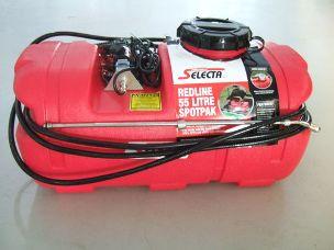 Silvan 55l Redline Spot Pack