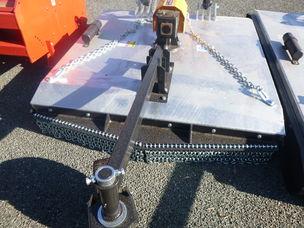 TWM 5ft 3in slasher galvanised