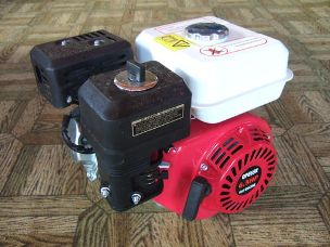 TWM stationary petrol engines