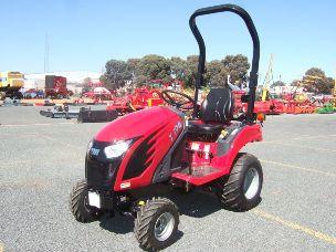 TYM T194 tractor 4 wheel drive hydrostatic