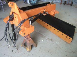 Terra-Mach 6ft hydraulic Grader Blade
