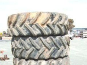 Tractor and Implement Tyres - assorted