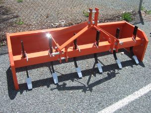 Aussie 6ft Linkage Box Blade