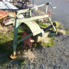 USED 3PL ROTARY DRAIN DIGGER