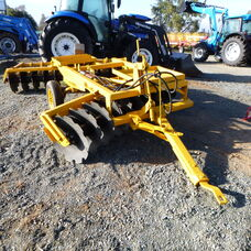 USED CONNOR SHEA BABY GIANT DISC CULTIVATOR