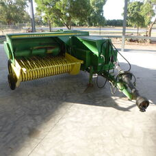 USED JOHN DEERE 342A SMALL SQUARE BALER
