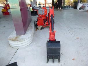 Universal Tractor Backhoe