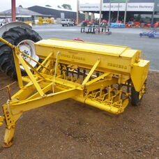 Used Connor Shea 14 Disc seeder