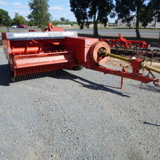 Used Deutz HD 460 Small square baler