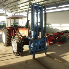 Used Fiat 880D ROPS Tractor