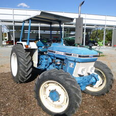 Used Ford 4110 Series 3 rops tractor