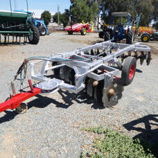 Used Gibbins Rawlings 20 Disc plow