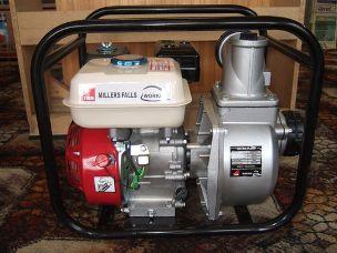 Worker 3`` pump 6.5hp petrol engine