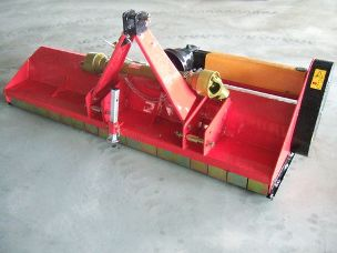 Worker 1.25m linkage mulcher