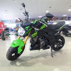 Kawasaki Z125 Supernaked
