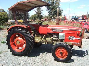 Zetor 2511 tractor 25hp