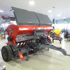 Irtem 3.0mt double disc seeder