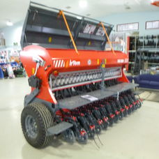 Irtem 30mt double disc seeder