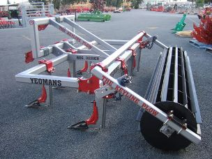 Yeomans L43-10 linkage plow