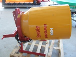 Concrete Mixer 3 point linkage