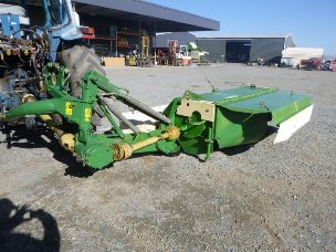 krone am283cv 7 disc mower conditioner